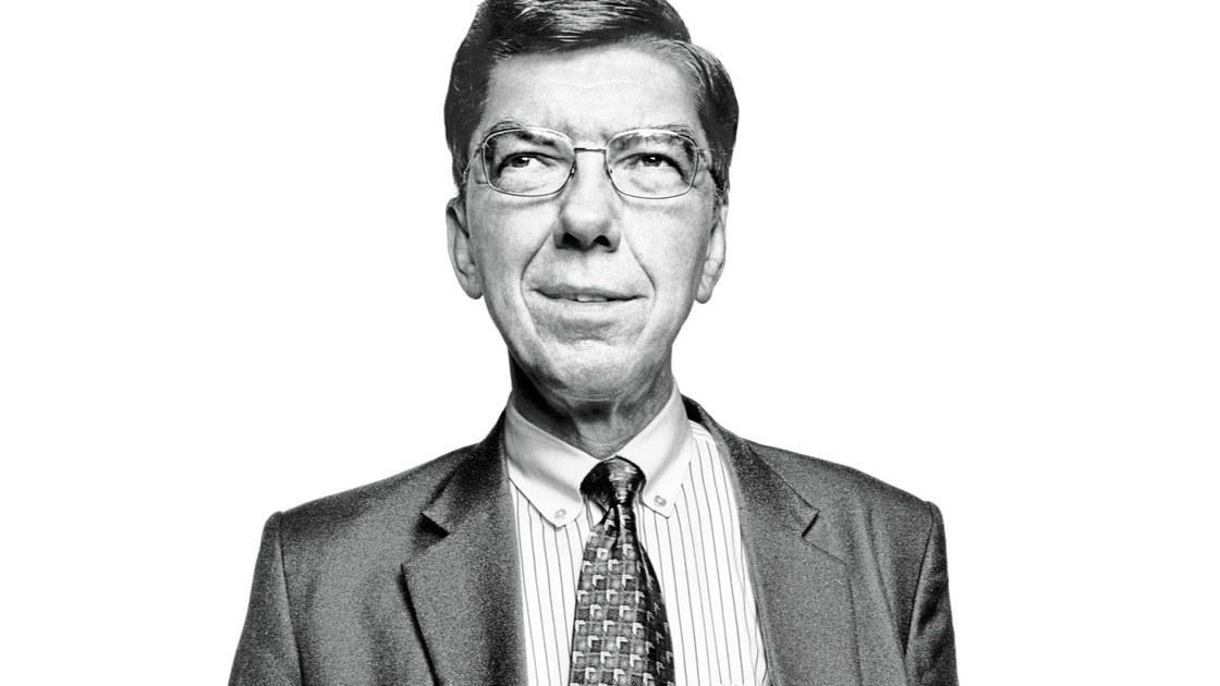 Clayton Christensen
