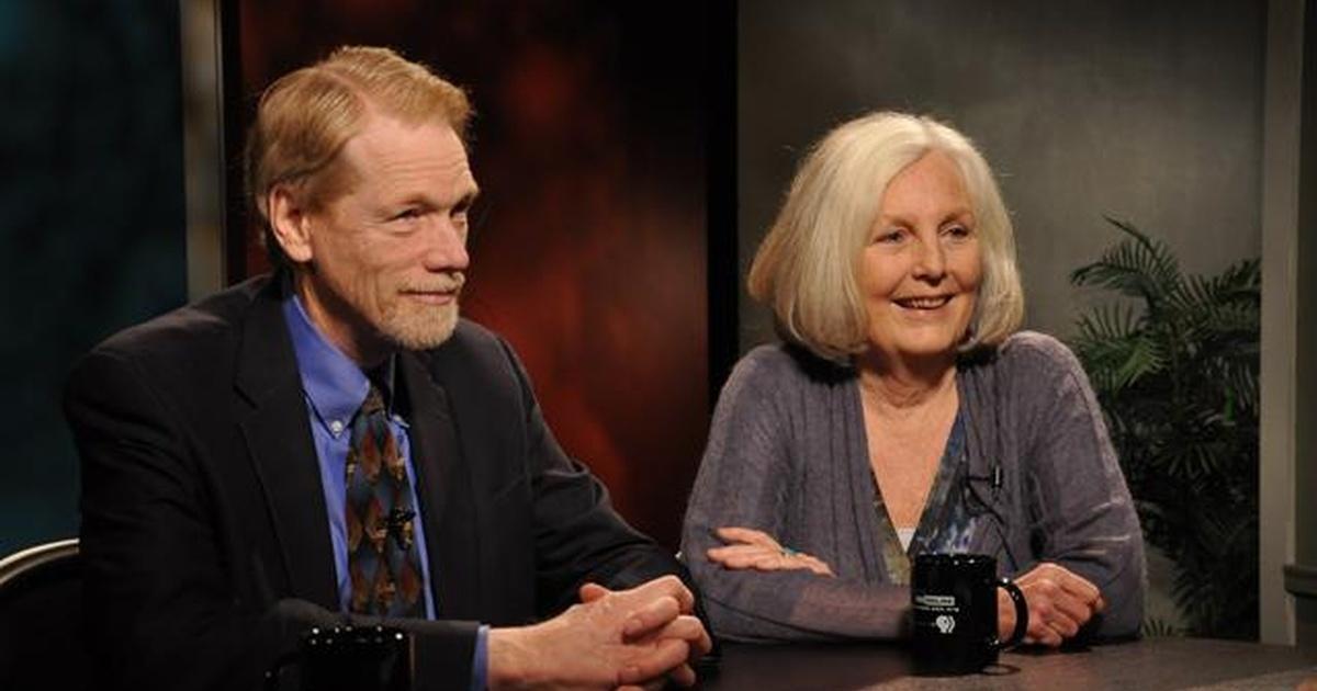 Fotografia de Gifford Pinchot III e Elizabeth Pinchot.