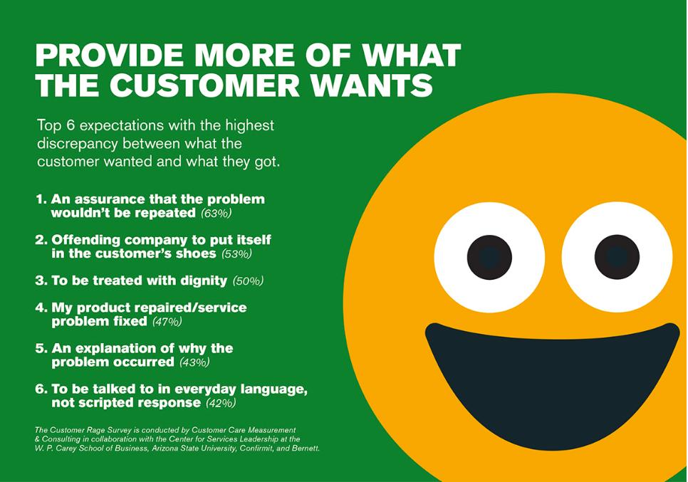 Imagem da Pesquisa Customer Rage - gestão da reclamação.
